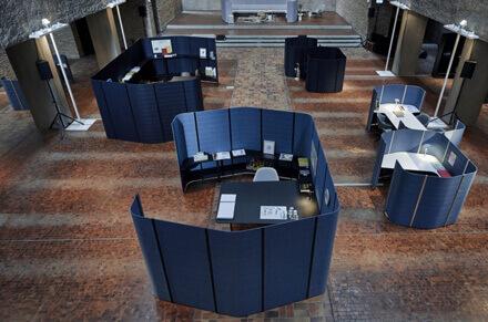 Mittelzonen Büroplanung München Marcus Hansen