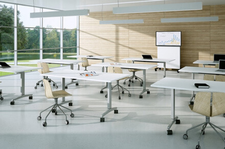 Seminarräume Schulungsräume Büroplanung München Marcus Hansen